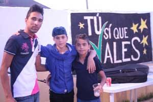 Participantes en el 'Tú sí que vales'. / Foto: Ayuntamiento de San Juan