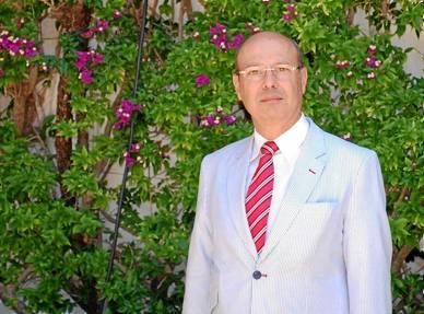 El fiscal delegado de Seguridad Vial de Andalucía, Luis Carlos Rodríguez León.