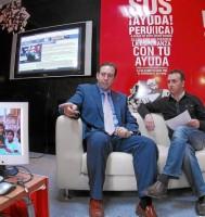 El alcalde de Jun, José Antonio Rodríguez, es un experto en redes sociales
