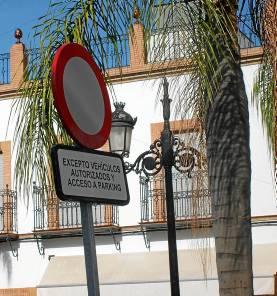 27/11/10. ALCALA DE GUADAIRA. CALLE MAIRENA  ©A.VILLAR