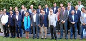 El PSOE celebró ayer en Granada su Consejo Territorial