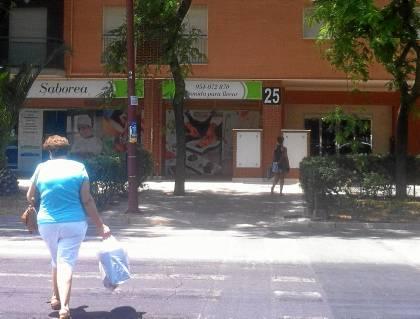 La familia beneficiada por el decreto antidesahucios vive en el número 25 de la avenida de las Ciencias.