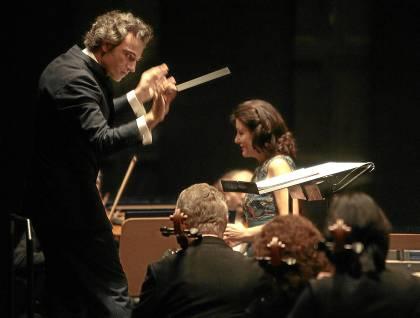 La propuesta fue acordada ayer en el consejo de administración de la Sinfónica, aunque no fue votada. / Javier Díaz