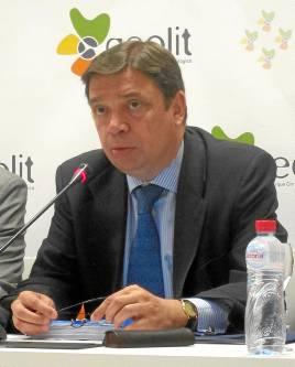 El consejero de Agricultura, Luis Planas.
