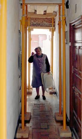 En Andalucía se producen unos 45 desahucios al día. / Antonio Acedo