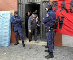 En Andalucía se producen 45 desahucios al día.