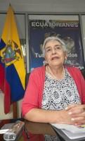 Miriam Aguirre.