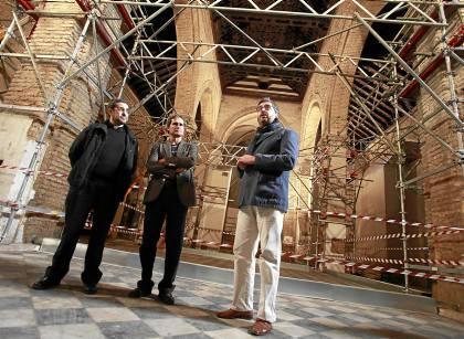 sEVILLA. 01/02/13  iglesia de santa catalina FOTO: ESTEFANIAGONZALEZ. (ATESE)