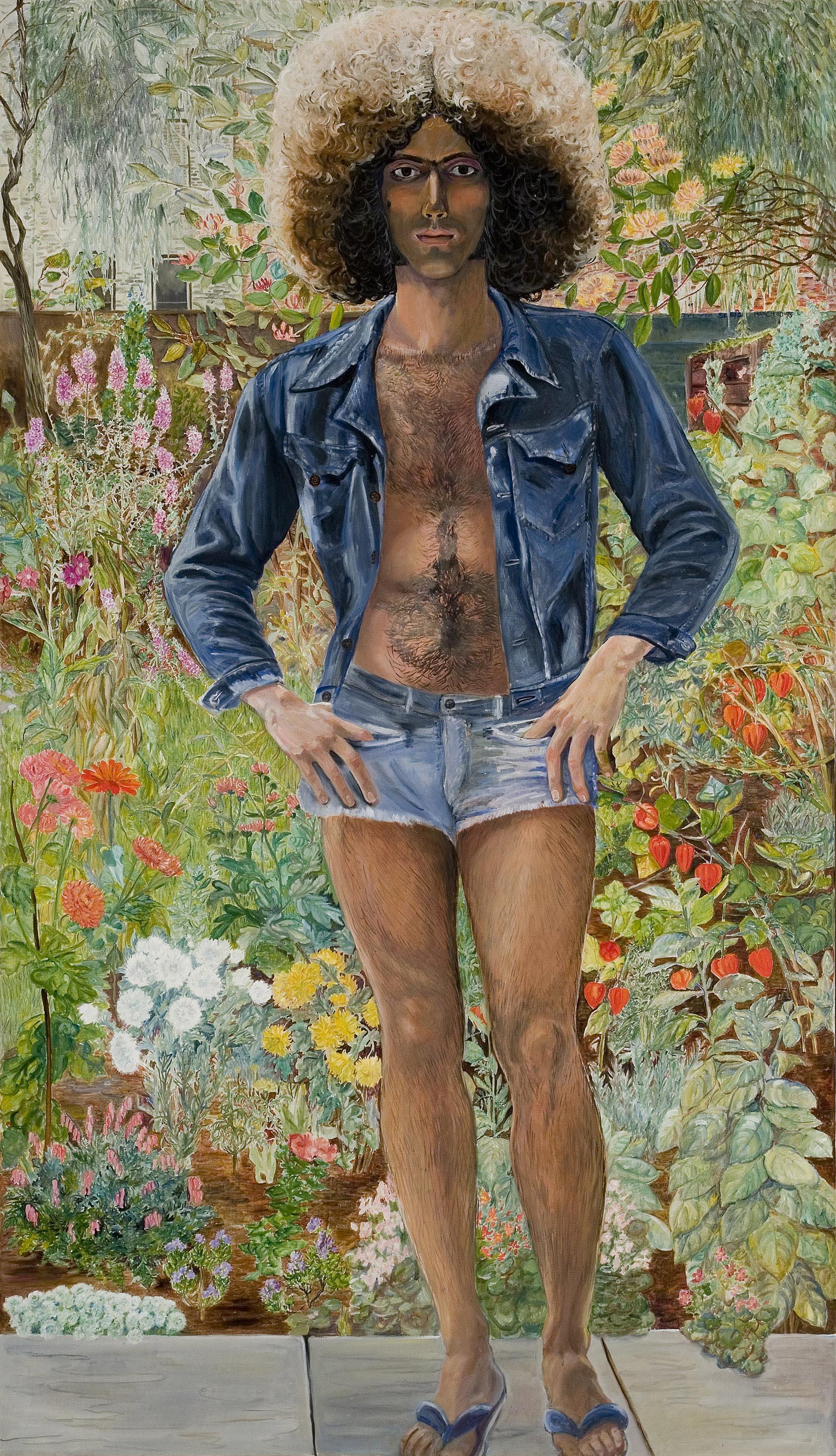 Obra de Sylvia Sleigh.