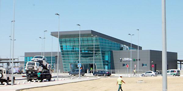 Estación de Lebrija. / Foto: Ayuntamiento