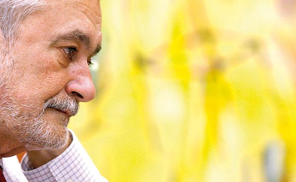 El presidente de la Junta, José Antonio Griñán.