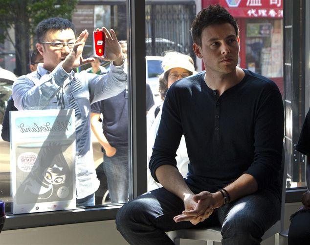 Hallan Muerto Al Actor Cory Monteith Uno De Los Protagonistas De Glee