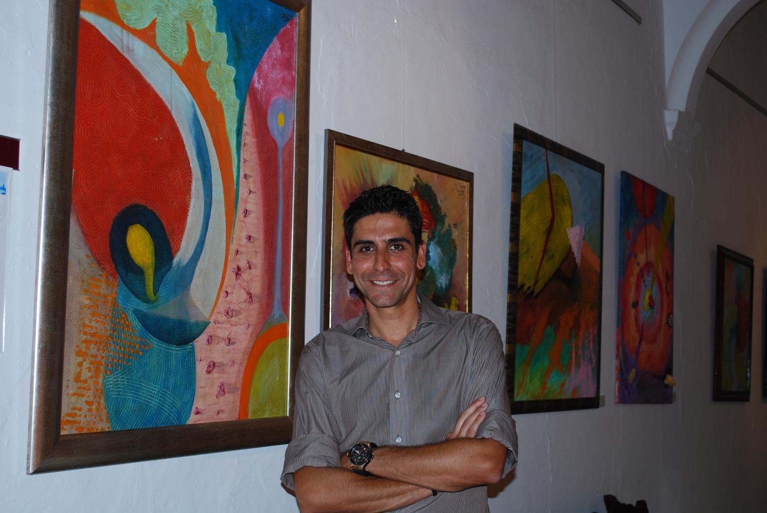 El profesor de Márketing de la Olavide Francisco José González del Piñal.