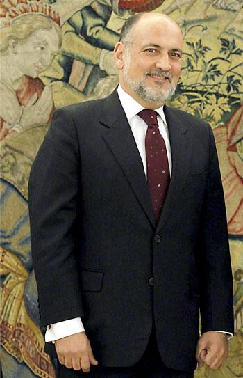 Francisco Pérez de los Cobos. / EFE