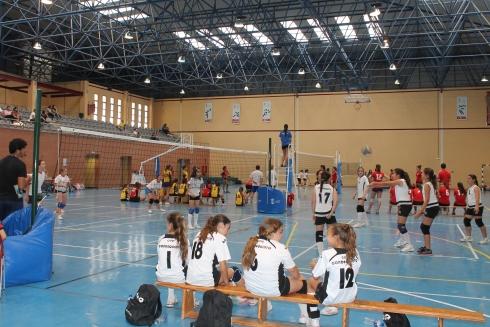 Polideportivo de Tomares. / Foto: Ayuntamiento
