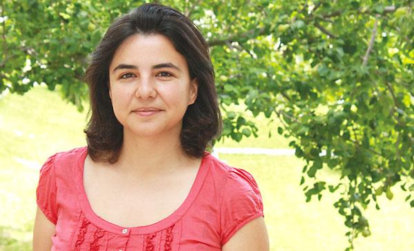 Alicia Troncoso Lora, este viernes en Carmona antes de intervenir en el curso de verano que coordina.