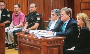 Jaquotot, Sáez y Nieto declaran observados por Bretón