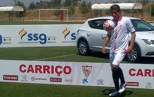 Foto: web del SevillaFC