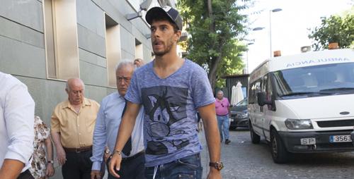 Dídac ya está en Sevilla.