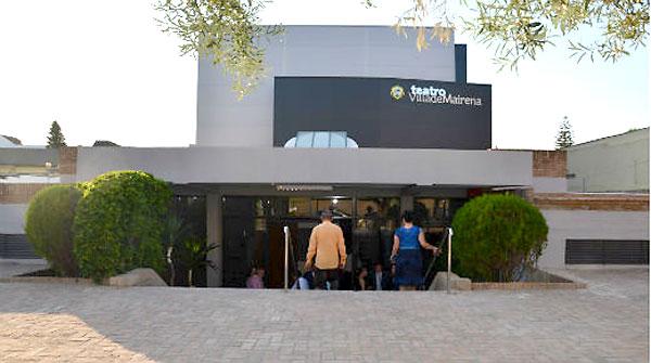 El nuevo teatro municipal. / Foto: Ayuntamiento.