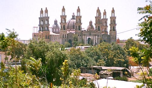 Catedral del Palmar de Troya.