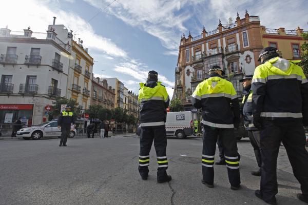Sevilla 19-12-2009  Peatonalización de zonas de Triana, coincidiendo