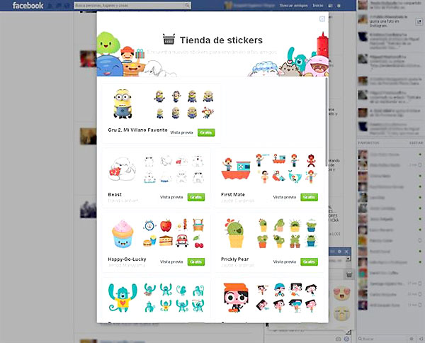 stickers-facebook