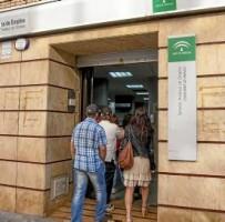 Andalucía roza el 36% de tasa de paro