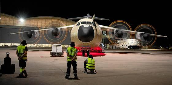 A400M con destino Turquía / Airbus Military
