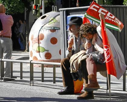 Sevilla 14 11 2012 Huelga General FOTO:J.M.PAISANO