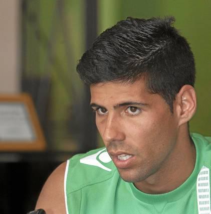 El nuevo jugador verdiblanco también siente afinidad por el Atlético / J.M. Paisano