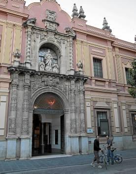 Museo de Bellas Artes.