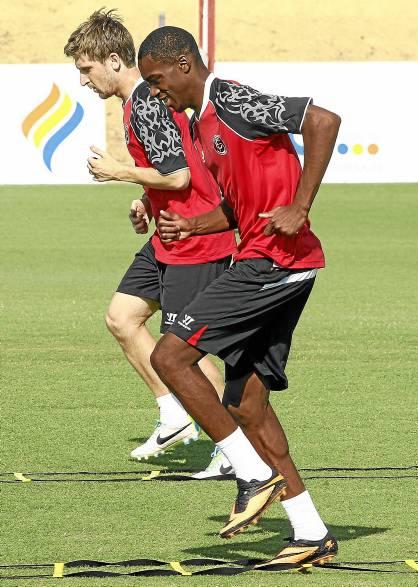 Kondogbia y Marin, protagonistas ambos, estarán en Valencia / Marcamedia