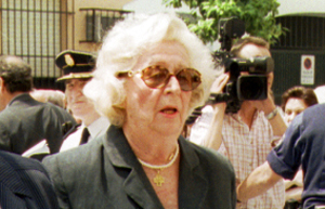 La Duquesa de Medinaceli en una imagen de 2001.