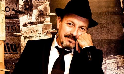 El cantautor gaditano Javier Ruibal
