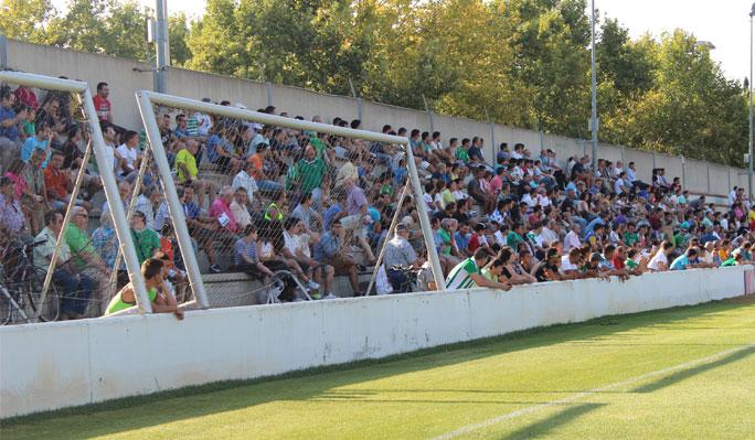 Así estaba la ciudad deportiva esta mañana / Real Betis