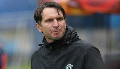 Roman Skuhravy, entrenador del FK Jablonec / sport.lidovky.cz