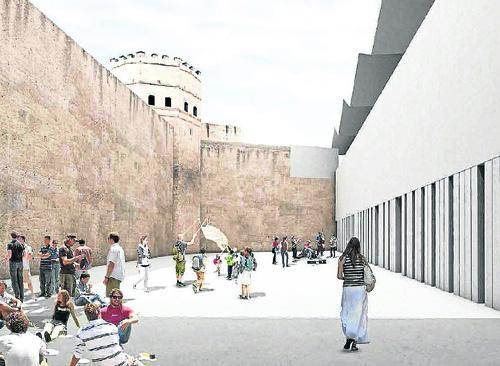museo tradiciones interior