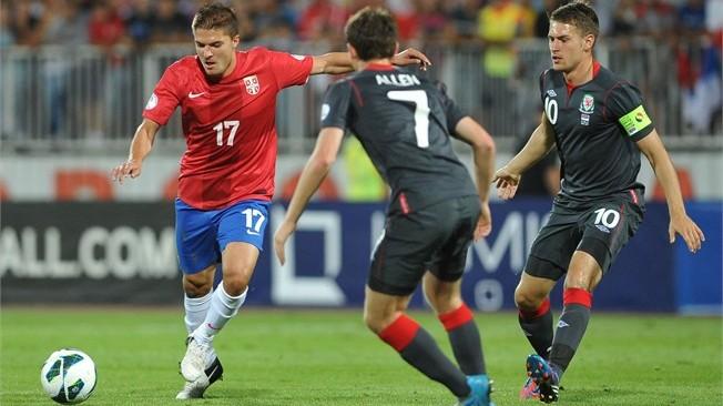 Aleksandr Ignjovski, en un partido con su selección / FIFA