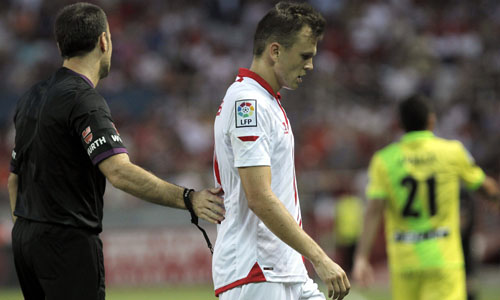 SEVILLA RAYO VALLECANO
