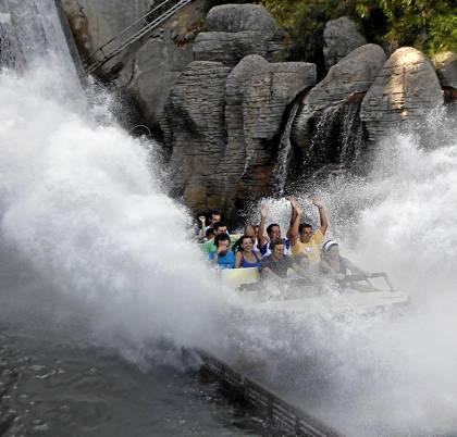 Parque temático Isla Mágica.