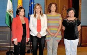 Díaz presidirá el Consejo de Participación de las Mujeres