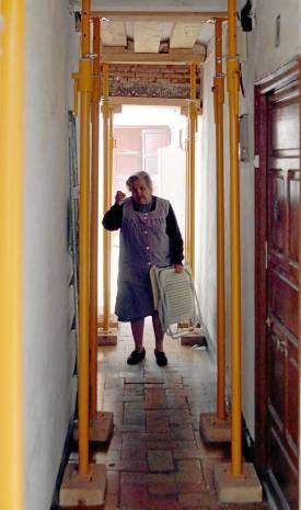En Andalucía ha habido 80.000 desahucios por la crisis.