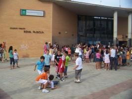 Alumnos de Alcalá de Guadaíra