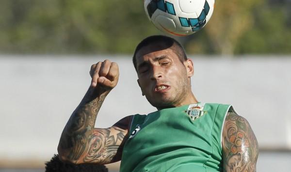 Braian Rodríguez es la gran novedad en la lista del Betis.