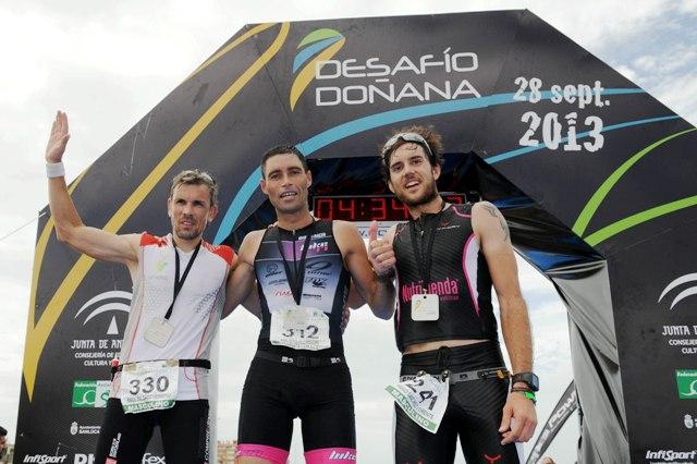 CHICOS Desafio Doñana PODIO 2013 - 05