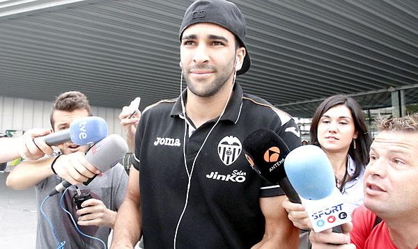 Rami, jugador del Valencia. / Marcamedia