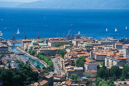 Rijeka-city
