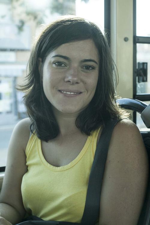 Sonia Blázquez. Foto: J.M. Espino
