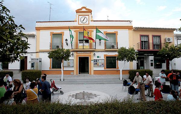 Ayuntamiento de Carrión. / Paco Cazalla